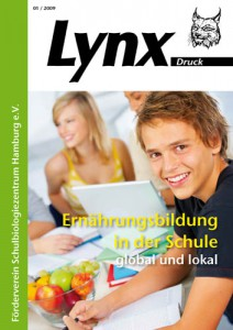 01/2009 Ernährungsbildung in der Schule - 9 MB