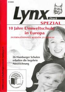 01/2005 Spezial 10 Jahre Umweltschutz in Europa - 8 MB